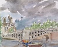 Notre Dame - John Rae