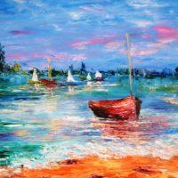 Sailing Boats South Coast - Mary Ann Day