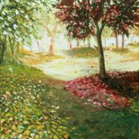 Woodland Walk 3 - Ken Haslar