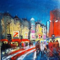 Shaftesbury Avenue - Carol Mountford