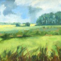 Suffolk Wetlands - Margaret Crutchley