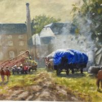 Stotfold Mill Show - Edward Walby