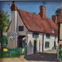 The Brocket Arms - Lesley Dabson
