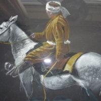 Horseman by Margaret Alderson