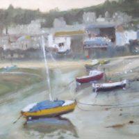 Low Tide Mousehole - James Gooch