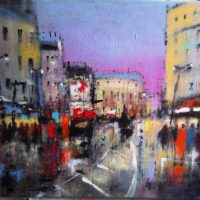 Piccadilly, London - Carol Mountford