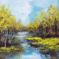 Riverbank - Mitzie Green