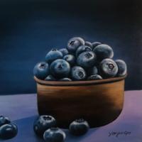Blueberries - Gao Yanyun