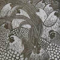 Hens - Linda Anderson