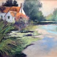 Willy Lott's Cottage - Jill Varone