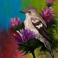 Grey Bird - Shamalie Heiyantuduwa