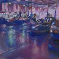 Time Stands Still at the Fairground - David Stone